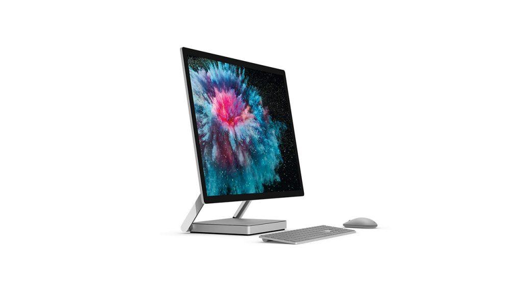 سرفیس استودیو Surface Studio 2 Core i7,Ram 32G,1TB