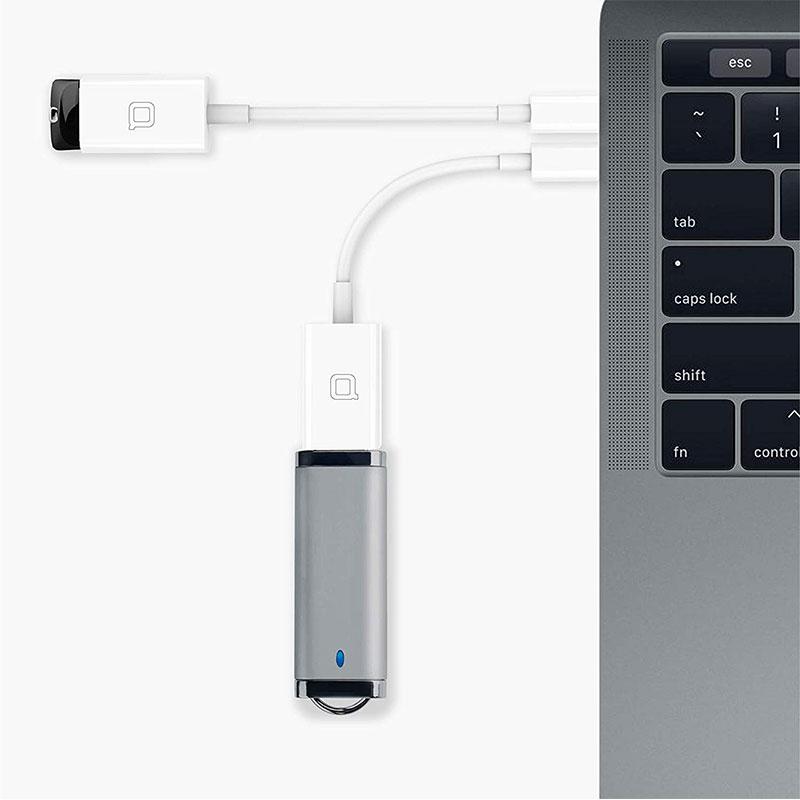 مبدل USB-C به USB 3.0 نوندا مدل NDUCWTRN