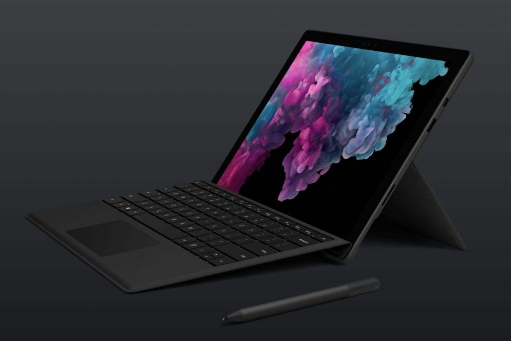 سرفیس پرو مدل Surface Pro 6 Core i5, Ram 8G, 128G